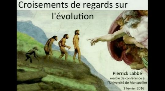 Croisement de regards sur l'Evolution